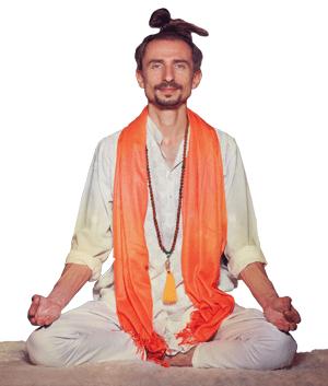 Cosmin Mahadev Singh - Kundalini Yoga and Meditation Teacher