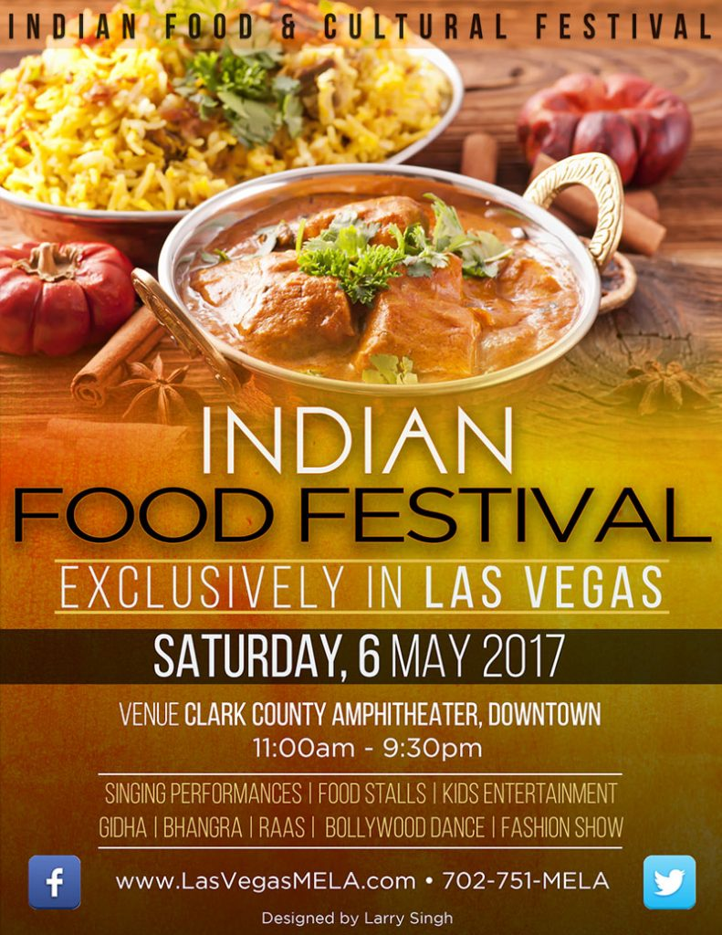 RYK Yoga is very proud to announce we will be participating in the Indian Food Festival - Clark County Amphitheater, Downtown Las Vegas