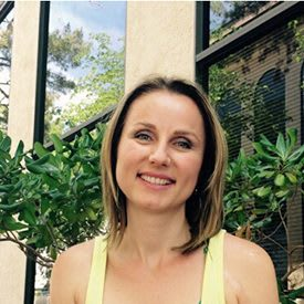 Corina Bautista : Yoga Teacher and Reiki Practitioner