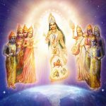 New Moon Meditation on the Divine Mother