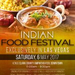 The Indian Food Festival!